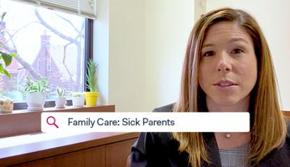 STAY STRONG Family Care: Sick Parents