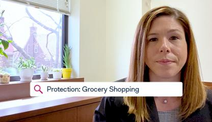 STAY STRONG Protection: Grocery Shopping