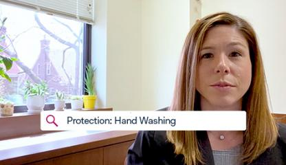STAY STRONG Protection: Hand Washing
