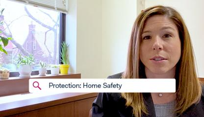 STAY STRONG Protection: Home Safety