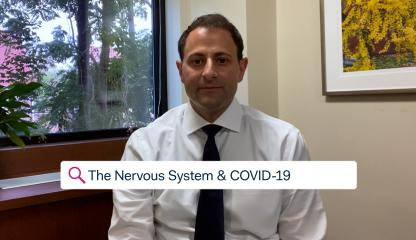 Dr. Richard Zampolin, Neuroradiologist at Montefiore, explains how COVID-19 impacts the nervous system.